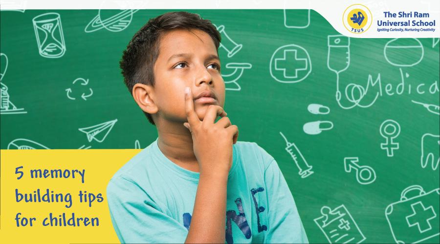 5 memory building tips for children